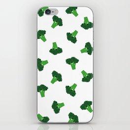 Broccoli iPhone Skin