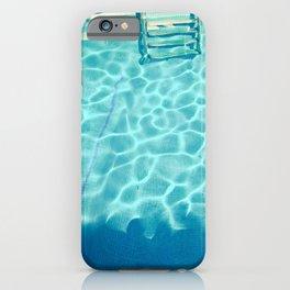 Swimming Pool IX iPhone Case