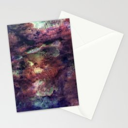 Space Algae Stationery Cards