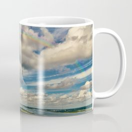 The Emerald Rainbow Coffee Mug