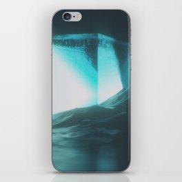 Tesseract iPhone Skin