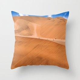 The Namib Desert, Namibia Throw Pillow