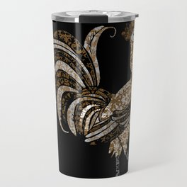 Le Coq Gaulois (The Gallic Rooster) Travel Mug
