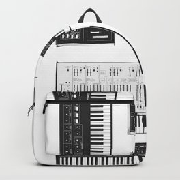 Collection : Synthetizers Backpack