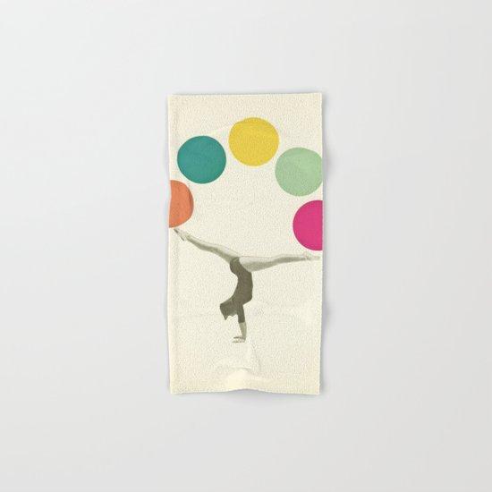 Gymnastics II Hand & Bath Towel