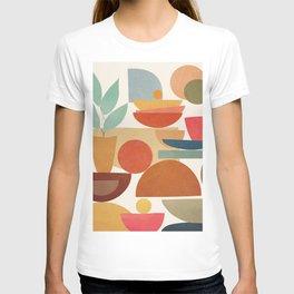 Modern Abstract Art 78 T-shirt