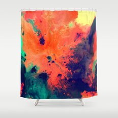 Immerse Shower Curtain