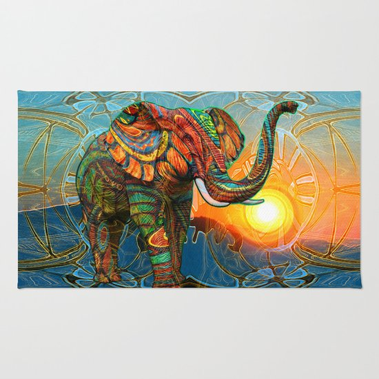 Elephant's Dream Rug