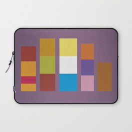 Minimal Scooby Doo Gang Laptop Sleeve