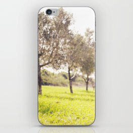 Olive trees heaven - Israel iPhone Skin