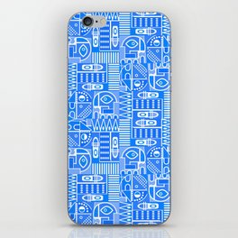 GeoPrint Pattern iPhone Skin