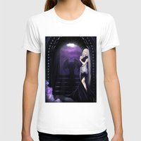 selena gomez T-shirts featuring Vampire Selena by Asilh87