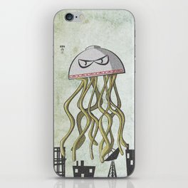 Udonocalypse iPhone Skin