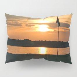 Bathe The Flag Pillow Sham