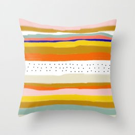 Hooked Wild Throw Pillow