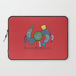 It's All Fun & Games Until Someone Gets Hurt... Laptop Sleeve