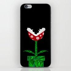 Piranha Plant iPhone & iPod Skin