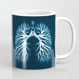 I Breathe Music Coffee Mug