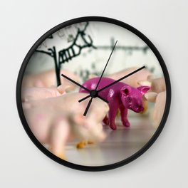 I am Better Wall Clock
