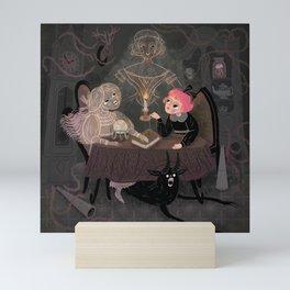 The Seance Mini Art Print