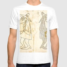 Spy vs. Spy T-shirt