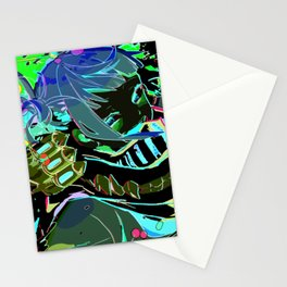 Super villain Himiko Toga Stationery Cards