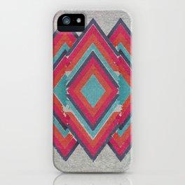 Jagged Diamond iPhone Case