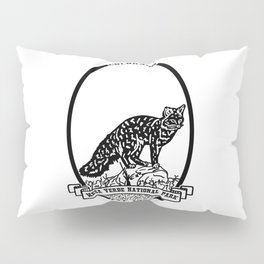 Mesa Verde National Park Emblem Pillow Sham