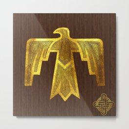 Ilvermorny Thunderbird Metal Print