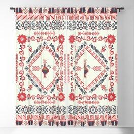 Tatreez pattern Blackout Curtain