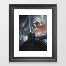 Dictator №193.1 Framed Art Print