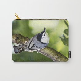 Charming Nuthatch Carry-All Pouch