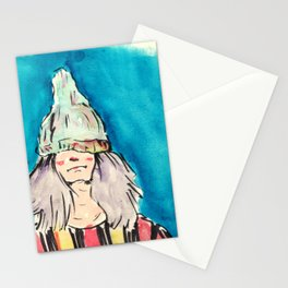 too cool kid Stationery Cards