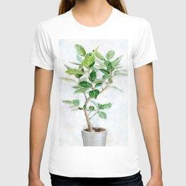 Houseplant Painting III T-shirt