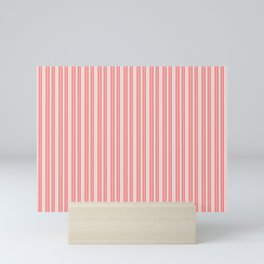Coral Ticking Mini Art Print