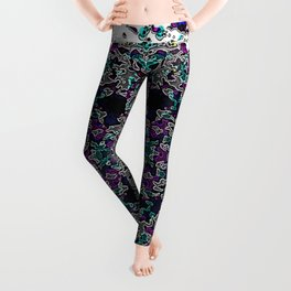 Deeply Connected Leggings