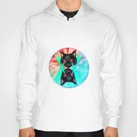hippy Hoodies featuring Hippy Cats #2 by Lauren Miller