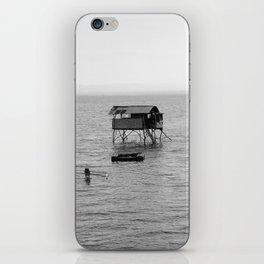 Sea Hut iPhone Skin