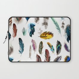 The big Feathers collection : Art Laptop Sleeve