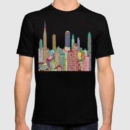 new york modern  T-shirt