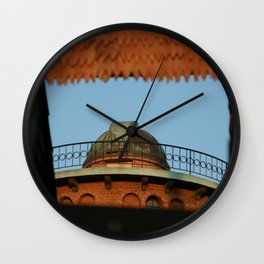 Old Observatory Wall Clock