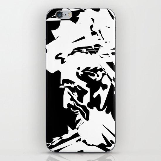 An Old Man iPhone & iPod Skin