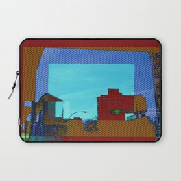 iron clad in color Laptop Sleeve