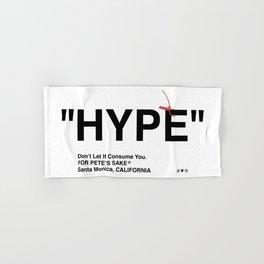 """""""HYPE"""" Hand & Bath Towel"""