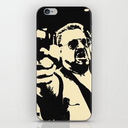 Walter's rules iPhone Skin