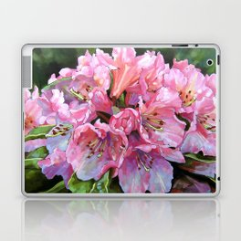 Courtenay Lady Rhododendron Laptop & iPad Skin