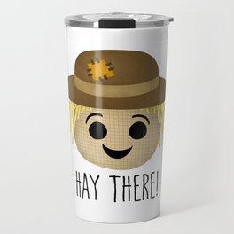 Hay There! Travel Mug