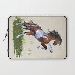 Rearing Horse Laptop Sleeve