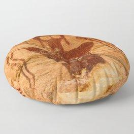 ANCIENT ALIENS Floor Pillow