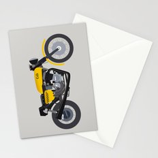 Cafe Bike Stationery Cards